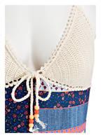 SEAFOLLY Neckholder-Badeanzug CARIBBEAN KOOL, Farbe: DUNKELBLAU/ ROT (Bild 1)