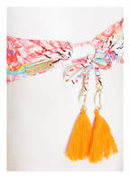 watercult Bikini-Hose CREATIVE MANIFESTO, Farbe: PINK/ WEISS/ GELB  (Bild 1)