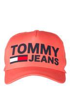 TOMMY JEANS Cap, Farbe: HELLROT (Bild 1)