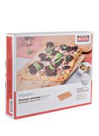 KAISER Pizzastein INSPIRATION, Farbe: HELLBRAUN (Bild 1)