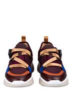 Chloé Sneaker SONNIE LOW, Farbe: DARK PURPLE (Bild 1)
