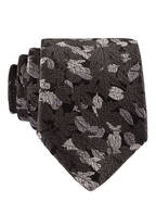 ZZegna Krawatte, Farbe: DUNKELGRAU/ GRAU/ SCHWARZ (Bild 1)