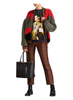 TOD'S Shopper JOY MEDIUM, Farbe: SCHWARZ (Bild 1)