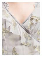 needle & thread Wickelkleid, Farbe: GRAU (Bild 1)