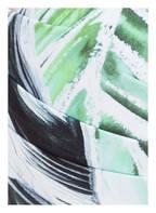 MARYAN MEHLHORN Bügel-Bikini BREEZE, Farbe: WEISS/ DUNKELGRAU/ HELLGRÜN (Bild 1)