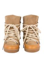 ISABEL MARANT Fell-Boots NOWLES, Farbe: CAMEL (Bild 1)