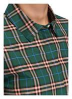 BURBERRY Bluse, Farbe: GRÜN/ HELLROSA/ BLAU KARIERT (Bild 1)