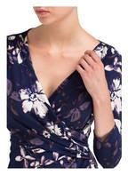 LAUREN RALPH LAUREN Kleid ELECTA , Farbe: DUNKELBLAU/ CREME (Bild 1)