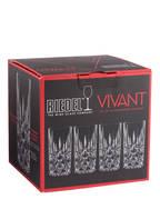 RIEDEL 4er Set Longdrinkgläser VIVANT, Farbe: TRANSPARENT (Bild 1)