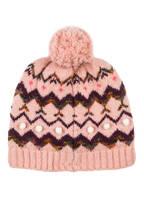 Barts Wollmütze FAIRA, Farbe: ROSA (Bild 1)