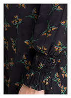 ba&sh Blusenkeid FLORE, Farbe: SCHWARZ (Bild 1)