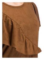 soyaconcept Blusenshirt , Farbe: BRAUN (Bild 1)