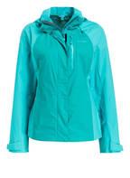 Schöffel Outdoor-Jacke ALYESKA mit ZipIn!-Funktion, Farbe: TÜRKIS (Bild 1)