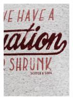 SCOTCH SHRUNK Sweatshirt, Farbe: GRAU MELIERT (Bild 1)