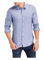 BOSS Hemd MAGNETON Slim Fit, Farbe: BLAU (Bild 1)
