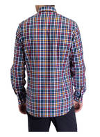 PAUL & SHARK Hemd Regular Fit, Farbe: BLAU/ ORANGE/ WEISS KARIERT (Bild 1)