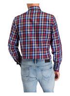 PAUL & SHARK Hemd Regular Fit, Farbe: NAVY/ ROT/ BEIGE KARIERT (Bild 1)
