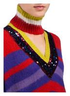 PINKO Pullover , Farbe: ROT/ LILA/ HELLLILA (Bild 1)
