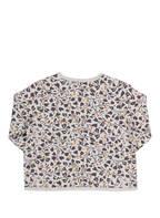 PETIT BATEAU Sweat-Cardigan, Farbe: GRAU (Bild 1)