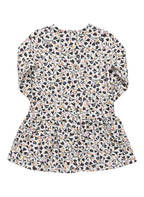 PETIT BATEAU Kleid, Farbe: HELLGRAU/ ROSA/ GRAU (Bild 1)
