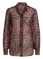 RIANI Bluse, Farbe: BRAUN/ BLAU (Bild 1)