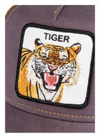 GOORIN BROS. Cap EYE OF THE TIGER, Farbe: COGNAC/ GRAU (Bild 1)