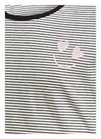 Sanetta Schlafanzug, Farbe: CREME/ DUNKELGRAU (Bild 1)