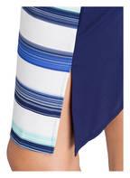 Charmline Strandkleid ADMIRALS GARDEN, Farbe: NAVY/ WEISS/ GRÜN (Bild 1)