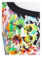 Charmline Badeanzug ETHNO GARDEN, Farbe: SCHWARZ/ WEISS/ GELB (Bild 1)