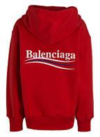 BALENCIAGA Hoodie, Farbe: ROT (Bild 1)