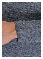 NOWADAYS Pullover THE HONEYCOMB , Farbe: GRAU MELIERT (Bild 1)