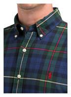 POLO RALPH LAUREN Oxford-Hemd Slim Fit, Farbe: NAVY/ GRÜN (Bild 1)