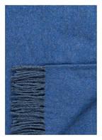 PROFLAX Plaid CLOUD, Farbe: BLAU  (Bild 1)