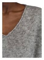 American Vintage Pullover VACAVILLE, Farbe: GRAU MELIERT (Bild 1)