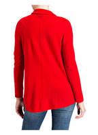 DARLING HARBOUR Cashmere-Strickhülle, Farbe: ROT (Bild 1)