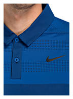 Nike Poloshirt ZONAL COOLING, Farbe: BLAU (Bild 1)