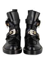BALENCIAGA Boots CEINTURE, Farbe: SCHWARZ (Bild 1)