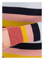 ARMEDANGELS Pullover OXANA, Farbe: ROT/ HELLBLAU/ SCHWARZ GESTREIFT (Bild 1)
