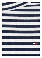 TOMMY HILFIGER Longsleeve, Farbe: WEISS/ DUNKELBLAU GESTREIFT (Bild 1)