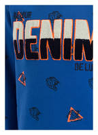 RETOUR DENIM DELUXE Sweatshirt MATZ, Farbe: BLAU (Bild 1)
