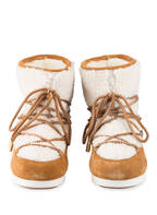 MOON BOOT Moon Boots FAR SIDE SHEARLING, Farbe: CAMEL/ WEISS (Bild 1)