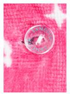 Sanetta Bademantel, Farbe: PINK/ WEISS (Bild 1)
