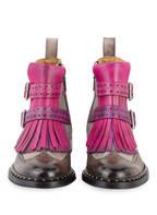 MELVIN & HAMILTON Boots SALLY 93, Farbe: GRAU/ PINK (Bild 1)