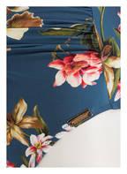 MARYAN MEHLHORN Badeanzug FLEURI, Farbe: BLAU/ GRÜN/ ROSA (Bild 1)