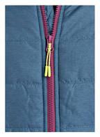 me°ru' Outdoor-Jacke WOODBURN, Farbe: BLAU (Bild 1)
