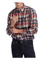 POLO RALPH LAUREN Flanellhemd Standard Fit, Farbe: PINK/ DUNKELBLAU/ CREME KARIERT (Bild 1)