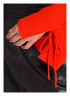 BOSS Rollkragenpullover IWANNA, Farbe: ROT (Bild 1)