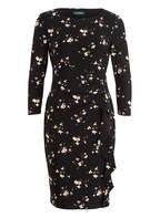 LAUREN RALPH LAUREN Kleid AMADORA , Farbe: SCHWARZ GEMUSTERT (Bild 1)