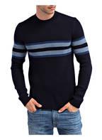 BOSS Pullover ETAURO, Farbe: DUNKELBLAU (Bild 1)