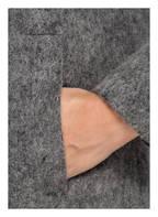 AMBER & JUNE Mantel, Farbe: GRAU MELIERT (Bild 1)